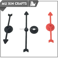 plastic spinner for board game material, high quality spinner