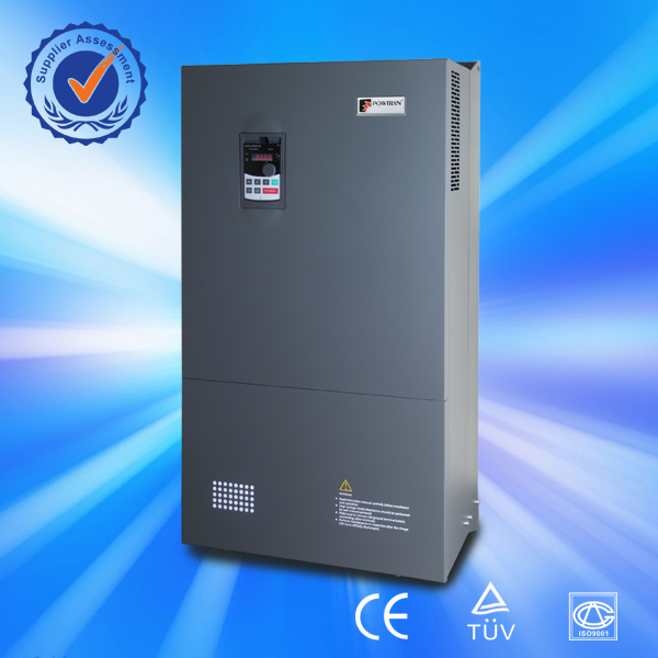 ISO CE TUV Certificated y 55kw induction motor inverter PI9000