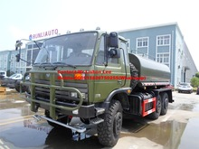 Dongfeng 6x6 water tank truck with Euro 3 engine for sale 008615826750255 (Whatsapp)