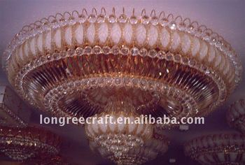 Lighting Crystal Chandelier Ceiling Lamp