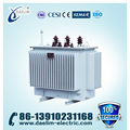 S9-M 1000kva/11kv to 0.4kv distribution transformer with Copper Winding