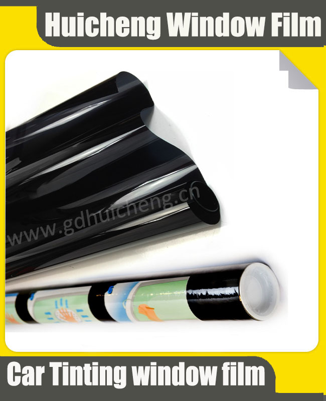 Electric Car Window tinting Film for sale/black window tinting film with scratch resistant/UV protection