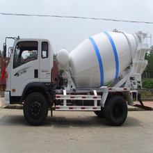 Wholesale Goods From China 4*2 HOWO 28L/100km Fuel consumption concrete mixer truck hydraulic pump