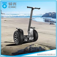 Smart balance electric chariot roof scooter