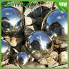 50mm 100mm 200mm 300mm Small Stainless Steel Hollow Ball Sphere Garden Ornament Ball