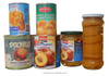 Good taste canned yellow peach canned fruits factory