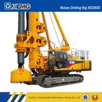 XCMG official manufacturer XR280D rotary drilling machine hose vibrator hose