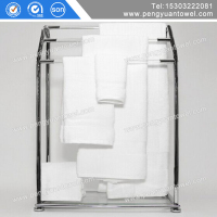 china supplier hotwel cotton bath towel set wholesale