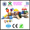 2016 Hot sales Preschool outdoor play equipment early childhood playground equipment plastic outdoor playset QX-064A