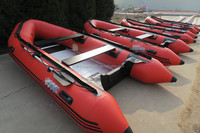 Enjoysea 14 feet A type sports boat inflatable ASA-420 red OEM welcome for sale!