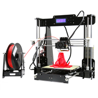 Anet a8 portable diy 3D printer FDM digital desktop a8 prusa i3 3d printer