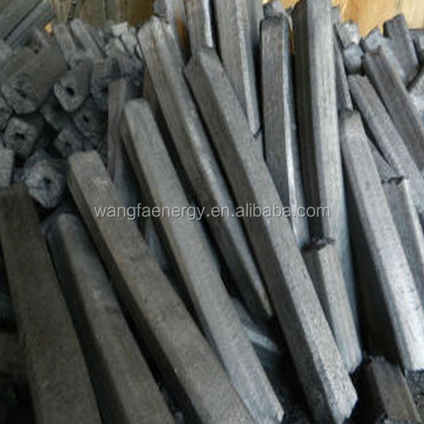 Quick light low ash bamboo charcoal price bbq charcoal