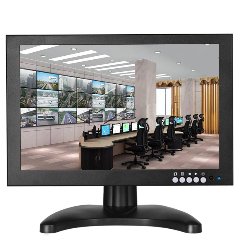 Mini cctv monitor 8 inch IPS with resolution 1280*720