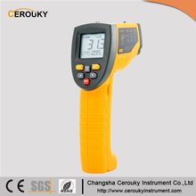 2000 degree high temperature industrial digital infrared thermometer