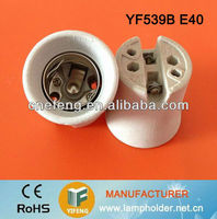 ceramic fluorescent lamp holders & lamp bases e40