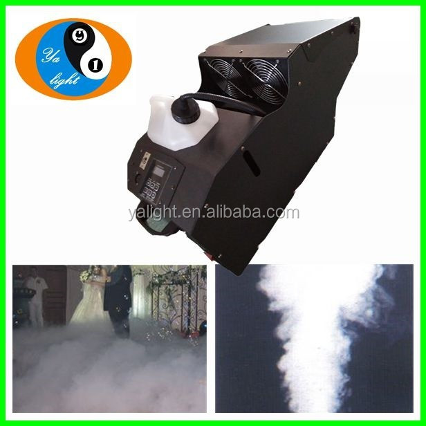 1200w fog machine sytem/Fog Fluid special effect Fog machine /dry ice fog machine