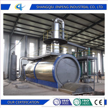 Hot Sale Waste Engine Oil and Crude Oil Refinery Plant