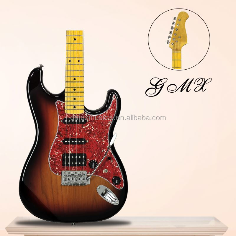 High quality Alder Top 1V 1T Eelectric guitar modeling, replica guitar copy