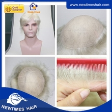 human grey toupee french lace grey hairpieces for old men