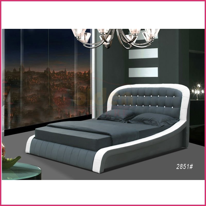 latest bed designs diamond bed o2851# - buy latest bed designs