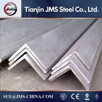 GB/EN hot rolled m s angle price/standard angle iron dimensions