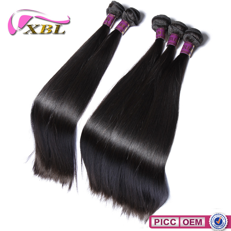 Perfect quality control system 100 pure best virgin Brazilian hair