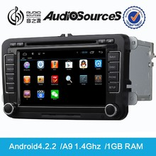 android car stereo for VW passat car multimedia with bluetooth 3G WIFI bluetooth OPS IPAS SWC