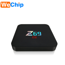 "2017 cheapest android tv box 7.0"" android smart tv box 3gb 32gb s905x with z69"