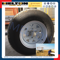 Grain Silo Trailer Tire 235 75R15