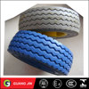 16 Inch Wholesale Small Solid Flat free PU Foam Filled Rubber Wheel Wheelbarrow Wheel And Tyre 4.80/4.00-8