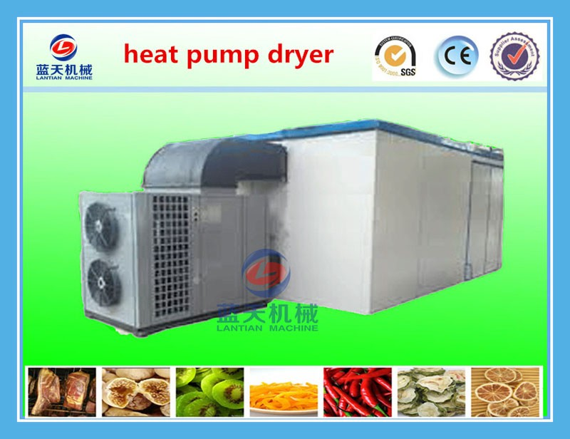 Industrial energy saving hot air 75% tray automatic delydrator machine/fish,fruit and welding rod dryer /heat pump dryer
