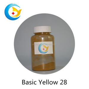 Basic Yellow 28 for tie dye paper color paper dye