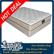 comfort soft pocket spring compress roll up cotton mattress