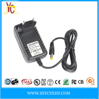 AC/DC wall-plug EU power adapter supply 5V 1A 1.5A 2A use for mobile china phone