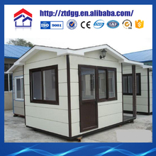 Heat insulated chicken farm/house prefabricated 1 bedroom mobile homes