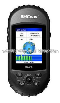 NAVA600 handheld gps with barometric altimeter