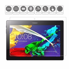 Lenovo Tab 10 Tablet Screen Protector, 9H Tempered Glass Anti-Scratch Screen Protector for Lenovo Tab 2 A10-70 / Tab 2 A10-30