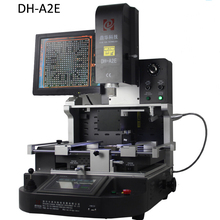 Dinghua DH-A2E bga reballing qfp rework smd desoldering hot air soldering station for laptop TV mobile computer