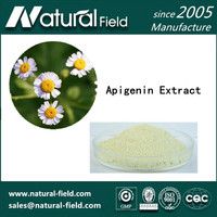 High Quality Apigenin p.e. from Chamomile Flower
