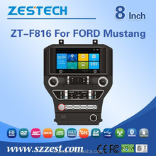 car dvd player with reversing camera for FORD Mustang car dvd player multimedia