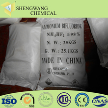 ABF ammonium bifluoride 98% powder for glass etching
