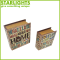 Book shape magnetic gift boxes wholesale