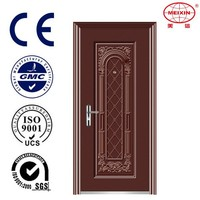 Chinese 2017 Manufacture Steel Door Security Powder-Coated Door
