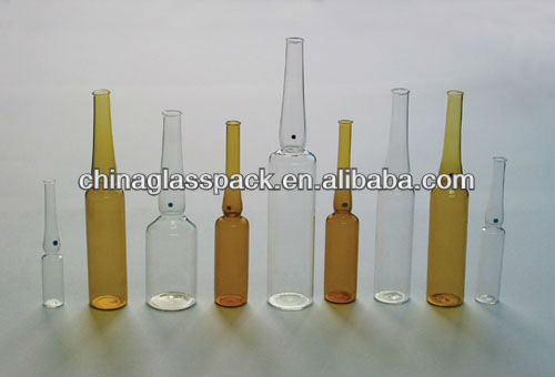 manufacturer glass ampoule