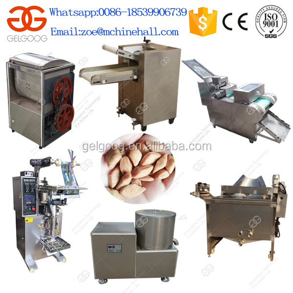 Chinchin Making Machine ChinChin Frying Machine Dessert Making Machine