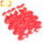 MOQ 1 piece body wave Ombre Color Remy Indian Red Color Human Hair Weaving