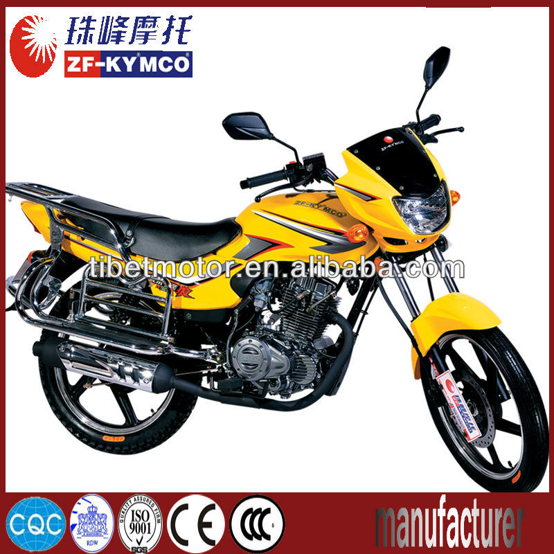 Practical hot sale chinese 200cc motorcycles for africa(ZF125-2A)