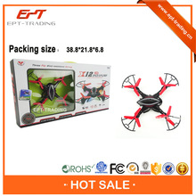 Hot sale kids funny 4CH 4 axis rc quad copter for sale with gyro