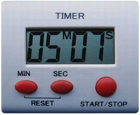 KT816 LCD digital kitchen timer
