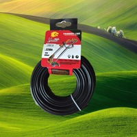 YiWu Factory Wholesale used lawn mower anti-slip15M Length garden line trimmer trimmer line / Grass Cutter Line